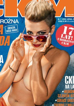 Magda Narożna z Pięknych i Młodych w nowym CKM-ie (FOTO)