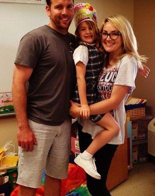 Taniec 5 letniej córki Jamie Lynn Spears wywołał burzę!