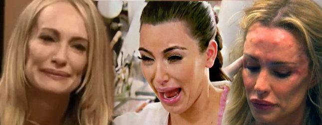 Gdy botoks nie pozwala płakać… (FOTO)
