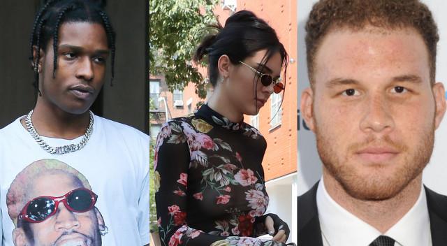 Kendall Jenner zdradza chłopaka na oczach całego świata?