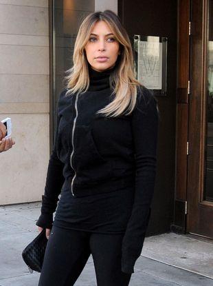 Kim Kardashian wyda przed ślubem 21 600$ na swoją twarz
