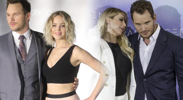 To jej wina? Jennifer Lawrence rozbiła małżeństwo Chrisa Pratta i Anny Faris?