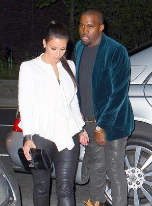 Wielki ślub Kim Kardashian i Kanye Westa (FOTO)