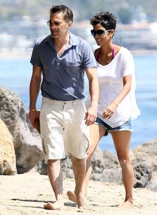 Halle Berry i Olivier Martinez są już po ślubie