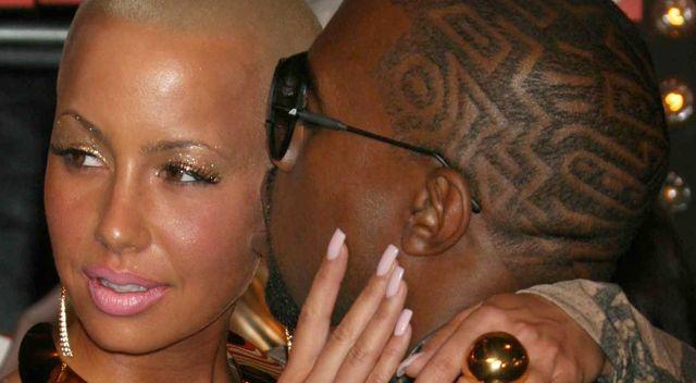 Amber Rose szczerze o rozstaniu z Kanye Westem
