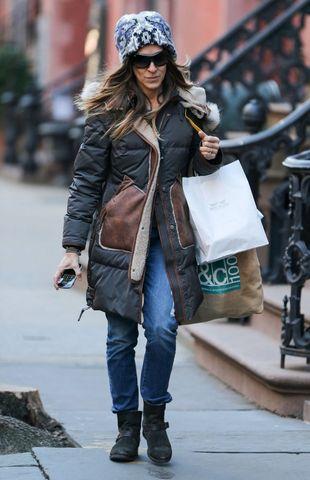 Sarah Jessica Parker o świętach w Nowym Jorku
