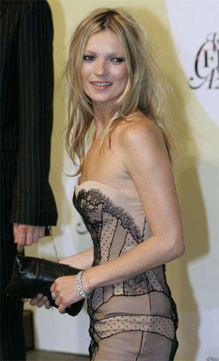 Kate Moss: Nie ma nic lepszego, niż bycie chudą