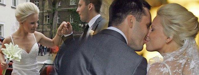 Zdjęcia ze ślubu Ali Janosz (FOTO)