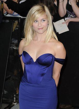 Posiniaczona Reese Witherspoon (FOTO)