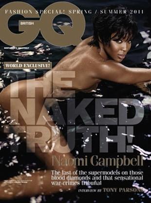 Naomi Campbell szczerze o swoich przygodach z kokainą
