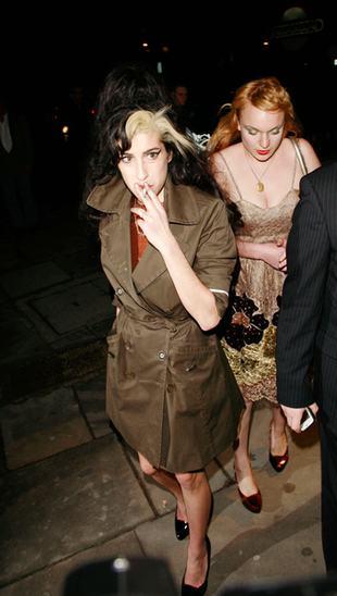 Amy Winehouse nie ma forów
