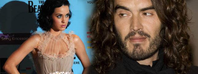 Russell Brand i Katy Perry zaręczyli się