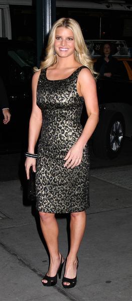 Jessica Simpson pokaże piersi