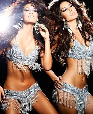 Miss Kolumbii, Catalina Robayo, pozowała bez majtek