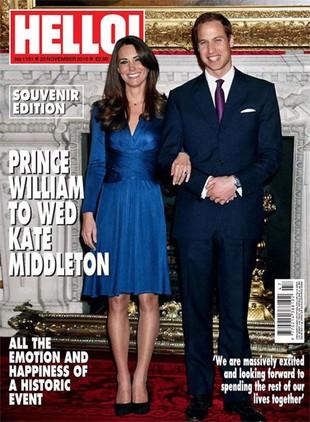 Gdzie Książę William i Kate Middleton spędzą miesiąc miodowy