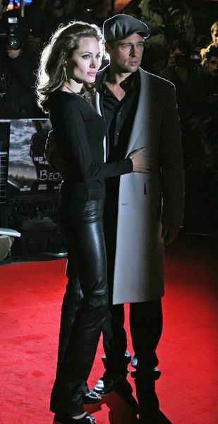 Angelina Jolie o Shiloh