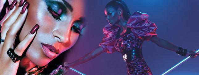 Ciara w magazynie L'Officiel (FOTO)