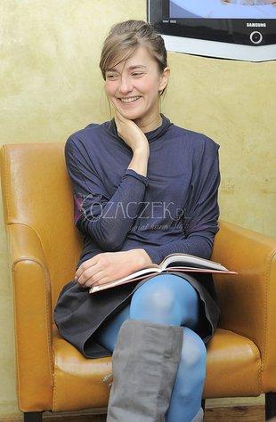 Kamilla Baar jak szara myszka (FOTO)