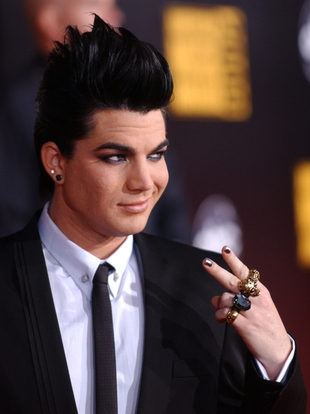 Adam Lambert - groźna konkurencja dla Lady Gagi (VIDEO)