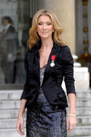 Celine Dion zapuściła dziecko?