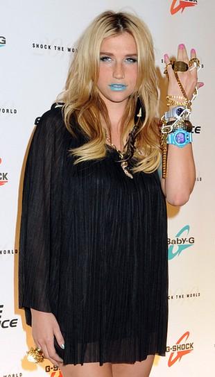 Kto postawił na niebieskie usta? (FOTO)