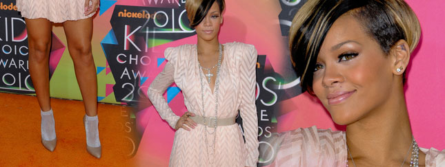 Rihanna na Nickelodeon's Kids' Choice Awards (FOTO)