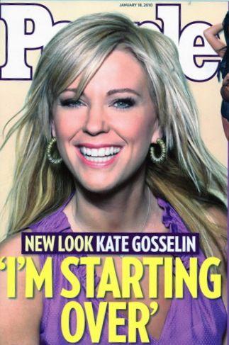 Kate Gosselin przeszła małą metamorfozę (FOTO)