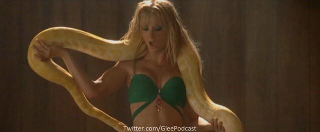 Glee w wersji Britney Spears - jest już trailer (VIDEO)