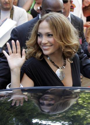 Jennifer Lopez w triatlonie