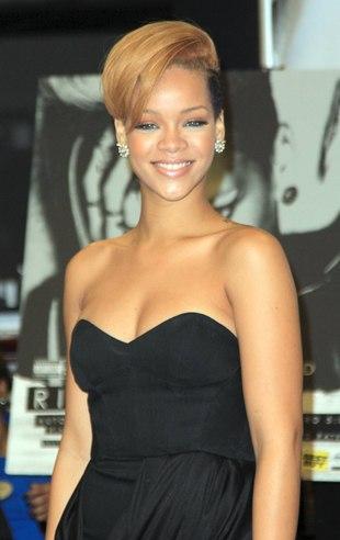 Rihanna gwiazdorzy na całego (FOTO)