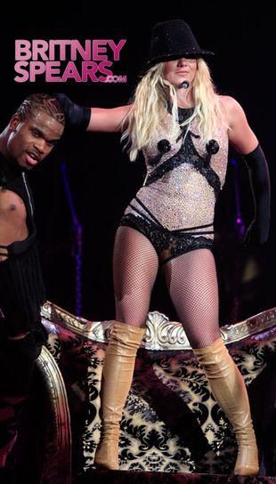 Britney Spears pomyliła miasta