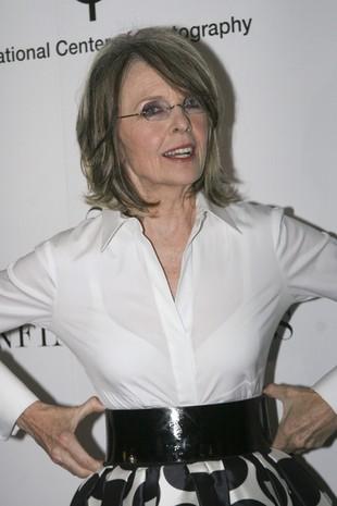 Diane Keaton jadła 20 tys. kalorii dziennie