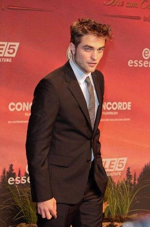 Pattinson: Udawanie orgazmu na planie było żenujące