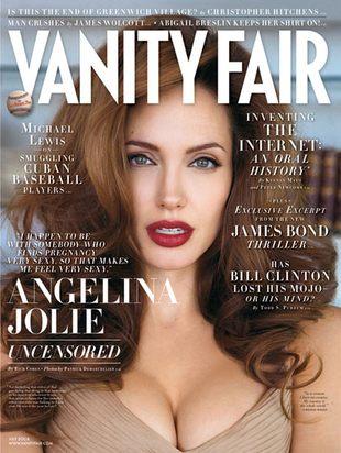 Angelina Jolie jednak urodzi w sierpniu?