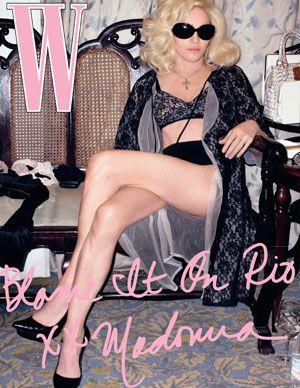 Madonna kupuje apartament dla Jesusa Luza