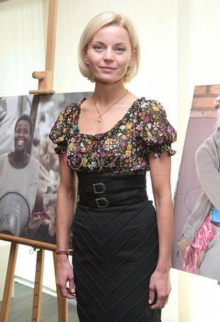 Małgorzata Foremniak może liczyć na męża