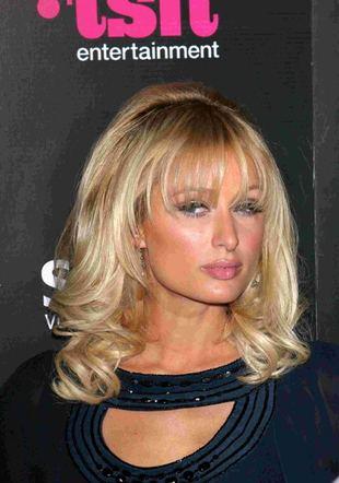 Paris Hilton buszuje po sklepach