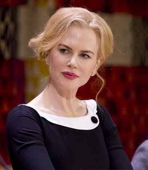 Nicole Kidman walczy dla kobiet (FOTO)