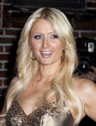 Ktoś ukradł tort urodzinowy Paris Hilton