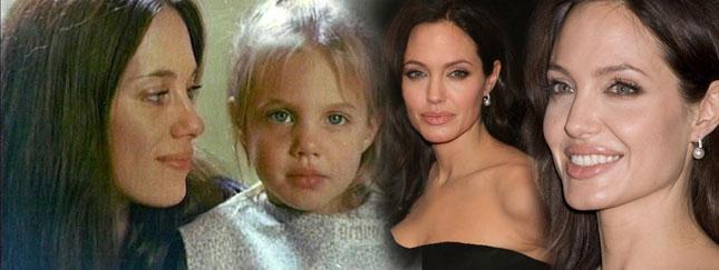 Angelina Jolie: Jestem naturalną blondynką!