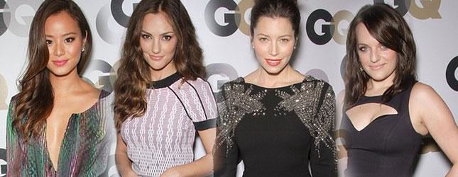 Piękne panie na imprezie GQ (FOTO)