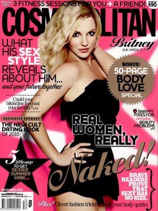 Britney Spears nie jest zadowolona ze swojego ciała