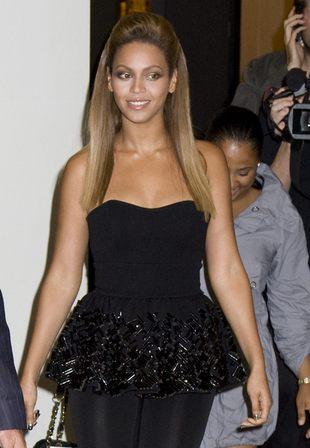 Beyonce zmienia się w Sashę