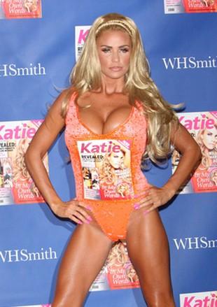 Katie Price ma już swój magazyn (FOTO)