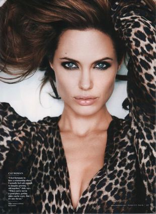 Angelina Jolie założyła konto na Twitterze
