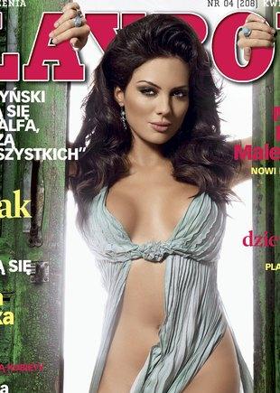 Georgia Karabinis nago w Playboyu (FOTO)