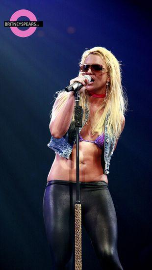 Britney Spears prześladuje Jasona Trawicka