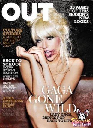 Wyrzucili reporterkę, bo spytała Lady Gagę o płeć!