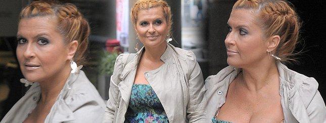 Skrzynecka w ciąży zmieniła styl (FOTO)