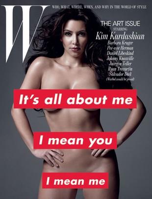 Kim Kardashian zmieniła zdanie odnośnie nagich zdjęć